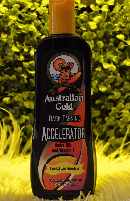 AVUSTRALIAN GOLD Accelerator