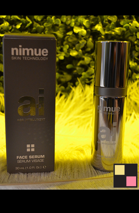 NIMUE Age İntelligent Face Serum